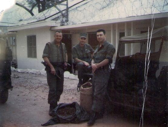 Fred Roberto Jr. in Vietnam photo