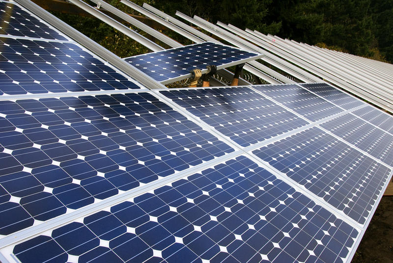 New Solar Power Project in Michigan Going Online Soon | WKAR