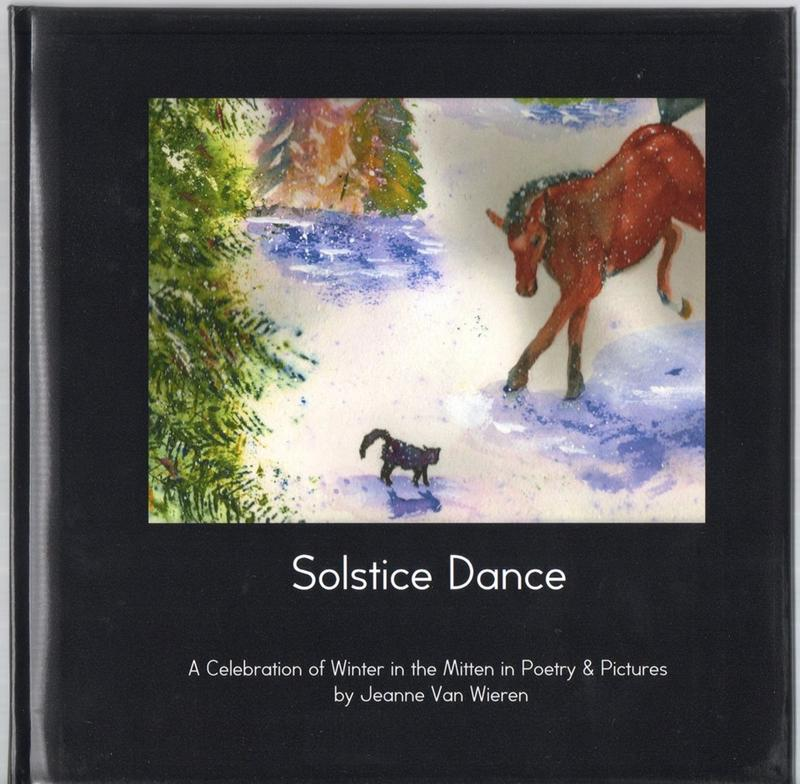 Solstice Dance book cover