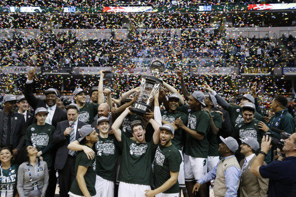 Spartans Big Ten Champs