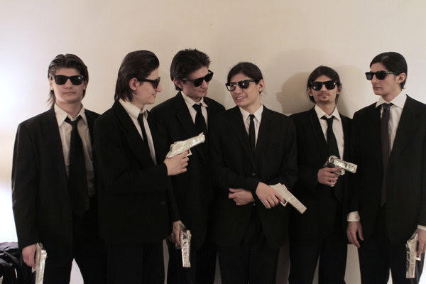 The Wolfpack film photo