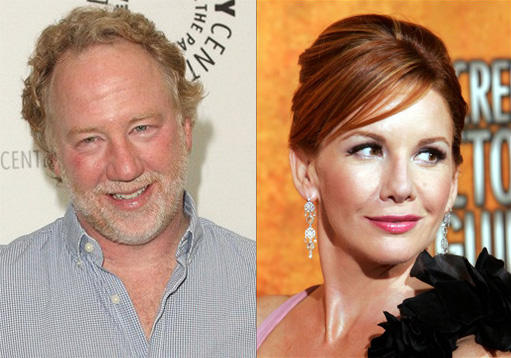 Tim Busfield and Melissa Gilbert photos