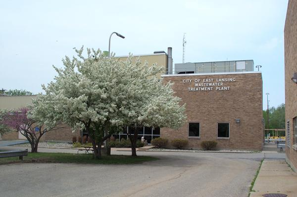 East Lansing Wastewater Treatment Facility photo