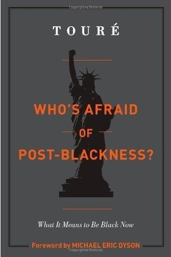 Who's Afraid of Post-Blackness book cover