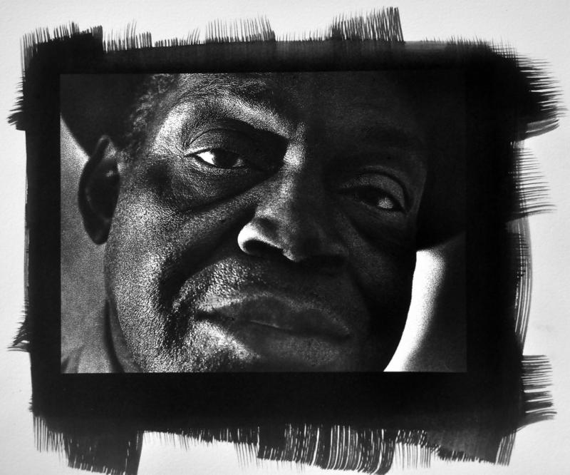 Hal Gould photo of Willie Dixon