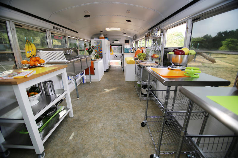 Healthy Living Mobile Kitchen photo