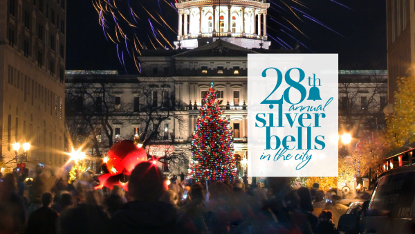 28th Annual Silver Bells in the City