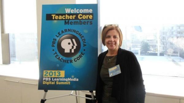 Denise Walker is WKAR's Teacher Core representative