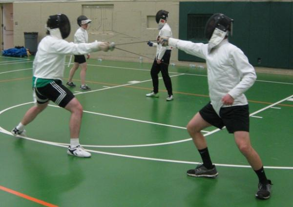MSU is hosting the U.S. Collegiate Fencing Clubs' national championship tournament this weekend at The Summit in Dimondale.