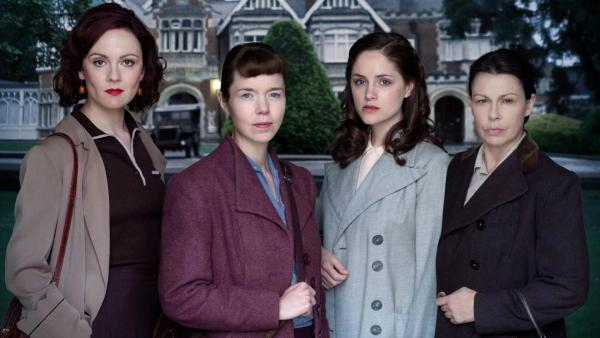 The cast of The Bletchley Circle returns for a second season.
