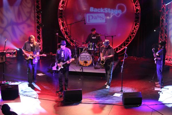 Howling Diablos on BackStage Pass