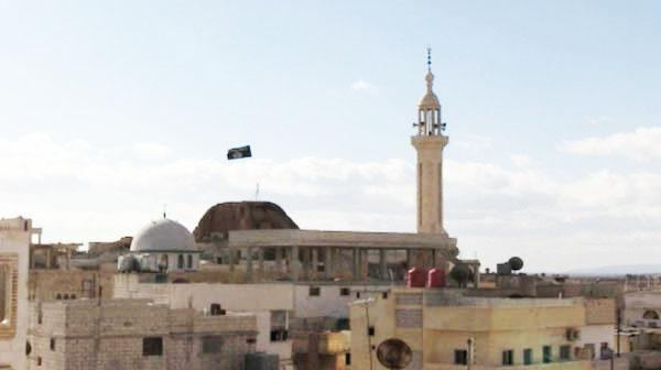 Syrian city scene