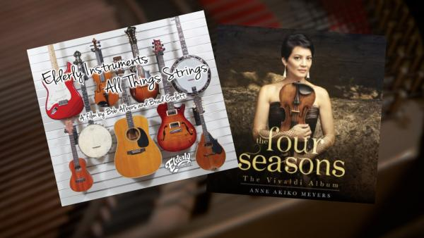 Covers; All Things Strings and The Four Seasons
