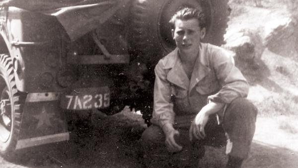 Michigan veteran Earl Harmon, Sr., (1921-2011) was part of the D-Day invasion.