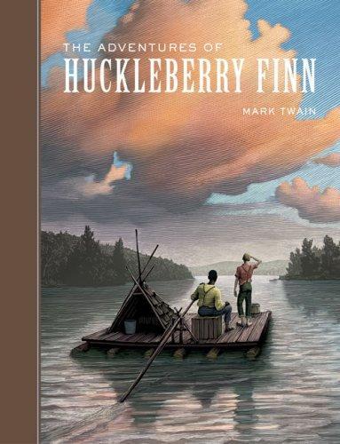 the adventures of huckleberry finn book summary