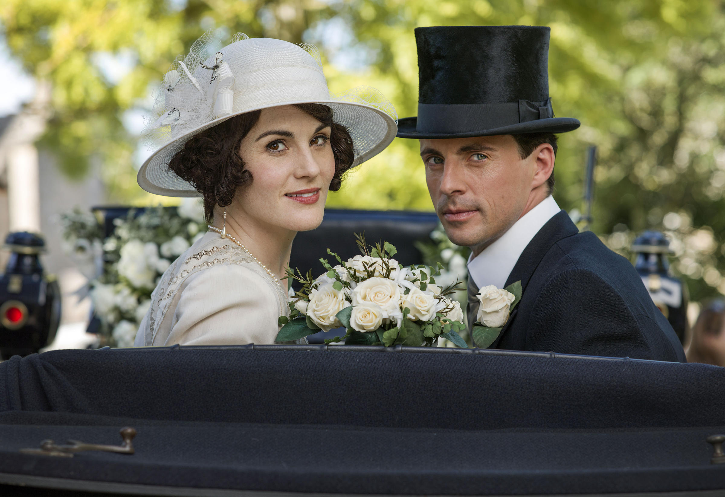 michael fox downton
