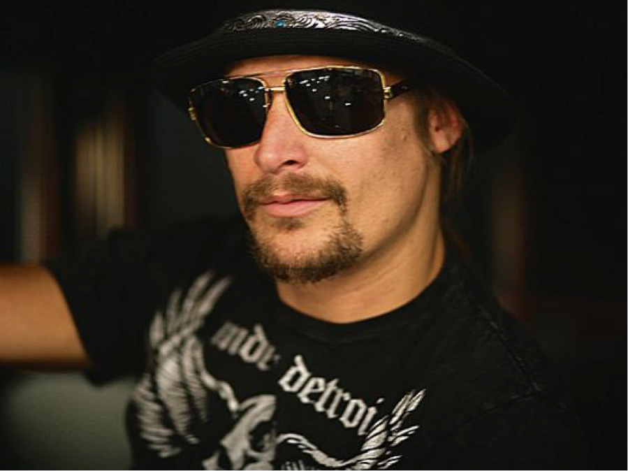 Kid Rock donates money from fake campaign to voter-registration organization