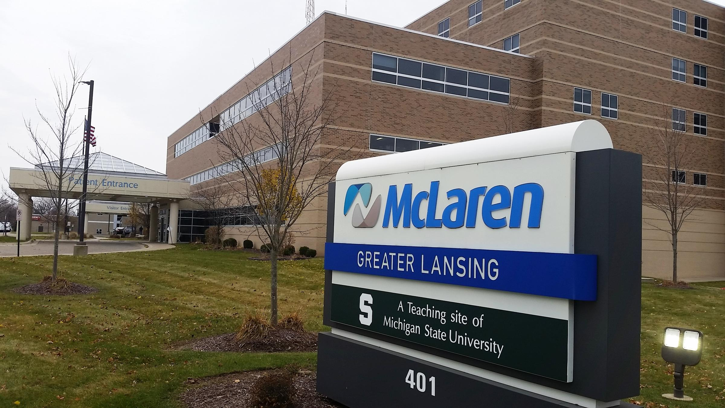 McLaren Health Care Will Collaborate With Michigan State University In A  New 240 Bed Hospital At The Universityu0027s Corporate Research Park Near U.S.  127.