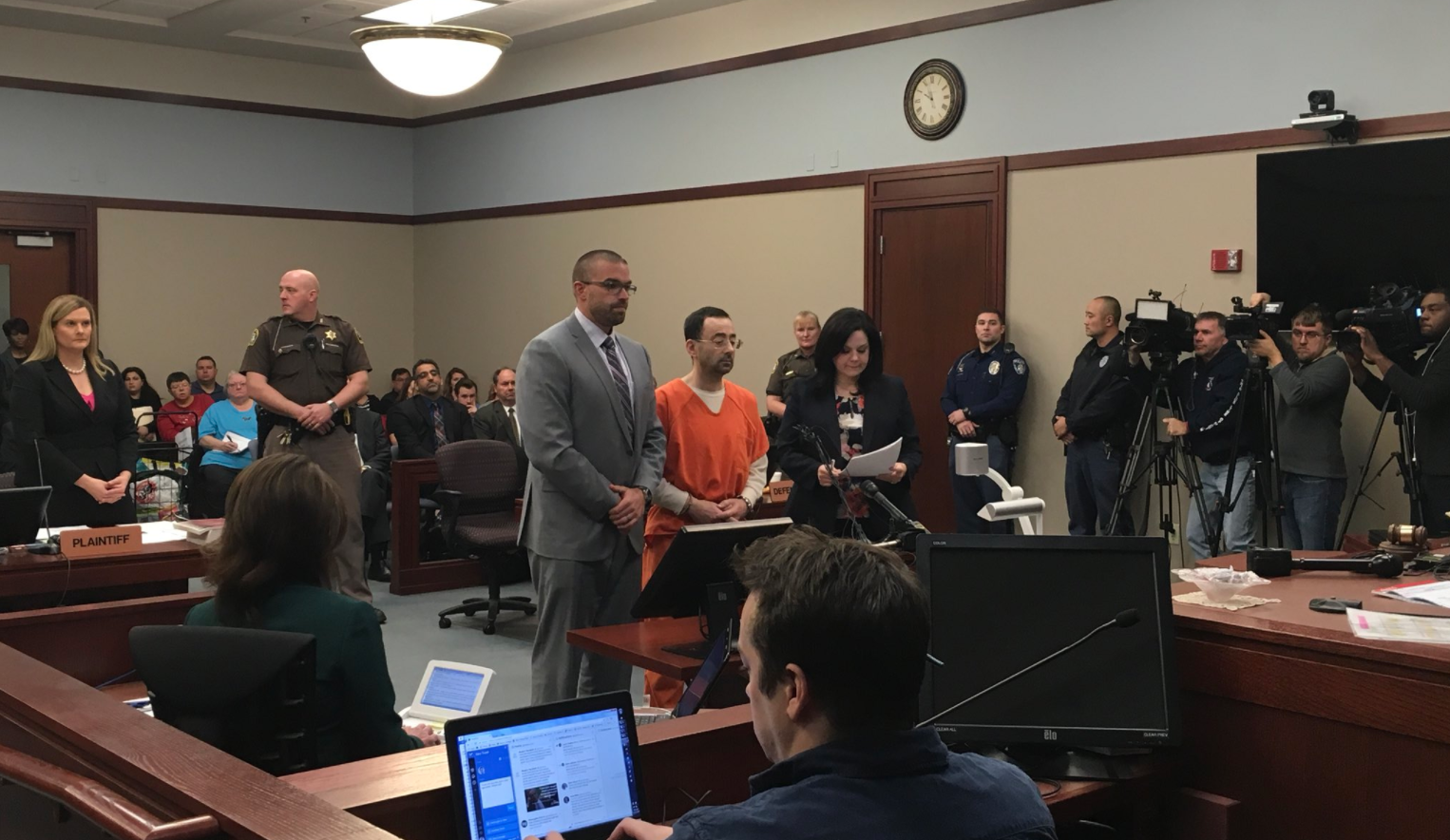 Larry Nassar's federal sentencing: 5 things to know