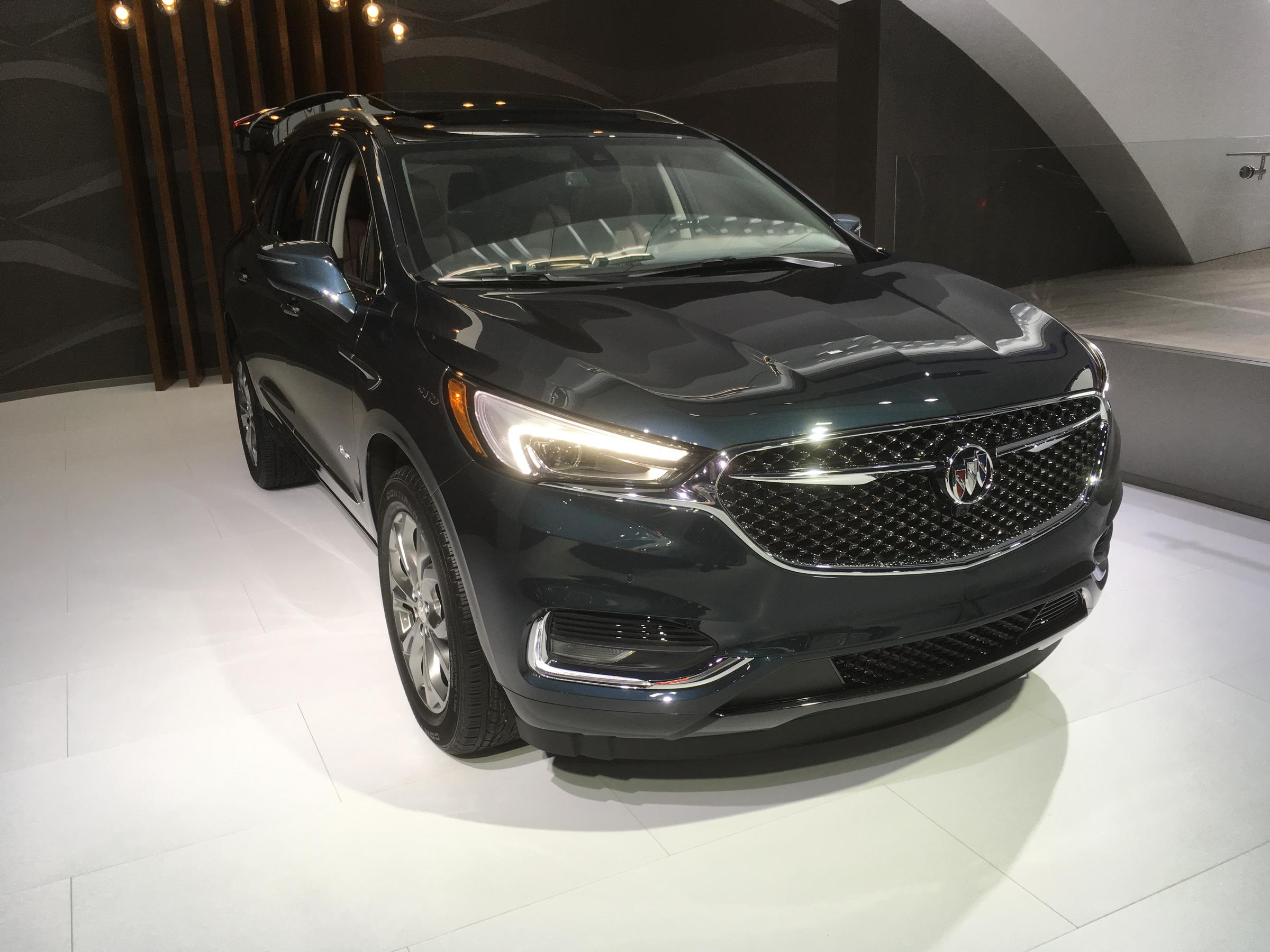 regal spy shots buick the and suv of surface analysis news