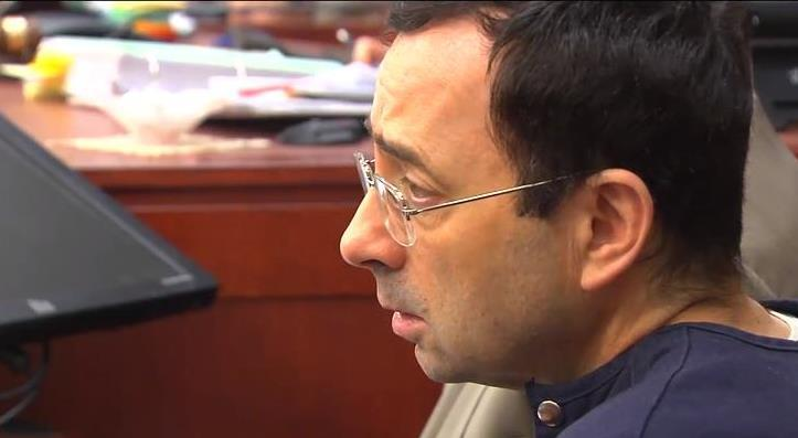 Larry Nassar Victim Speaks Out Again - Has Major Question About Former Coach