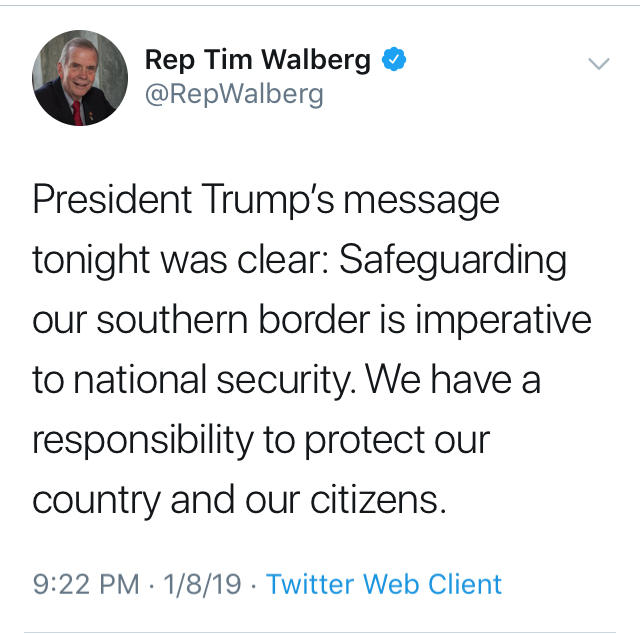 How to watch Trump's border wall speech and Pelosi-Schumer rebuttal on