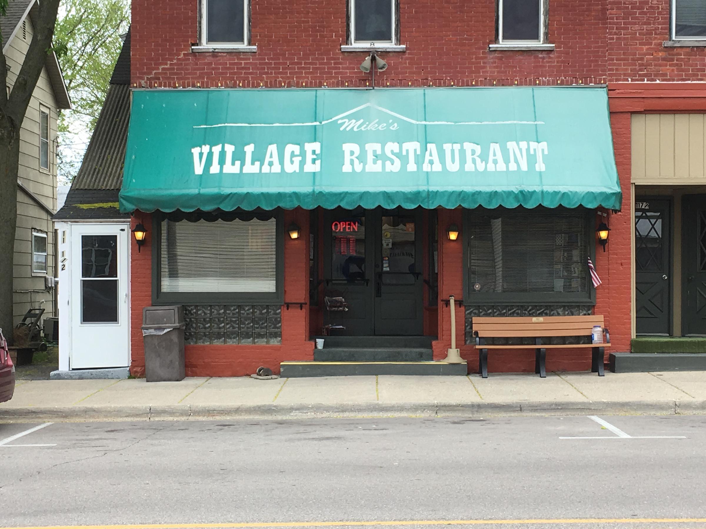the 700 coffee mugs of mike 39 s village restaurant wkar. Black Bedroom Furniture Sets. Home Design Ideas