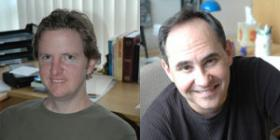 Chad Davidson (Left), Gregory Fraser (Right)