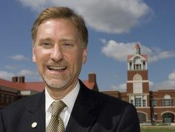 MSU President Dr. Randy Dunn