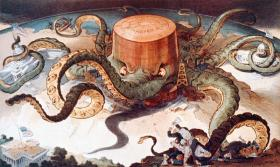 Monopolies could no longer secretly control the US Senate by corrupting state legislatures.