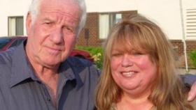 Tom Mangold and Susan Galbreath