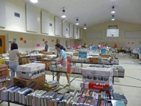 MCLIB Book Sale 2012