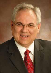MSU Search Committee Chairman Stephen Williams
