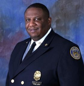 Kentucky Fire Marshal Bill Swope