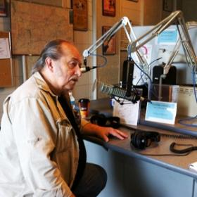 Ivan Potter at WKMS