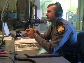 Kentucky State Police Post 1 Information Officer Jay Thomas