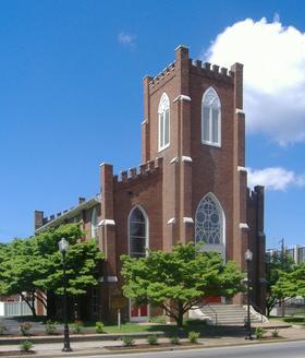 The First Presbyterian Church in Hopkinsville, Kentucky