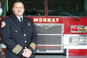 Murray Fire Chief Eric Pologruto