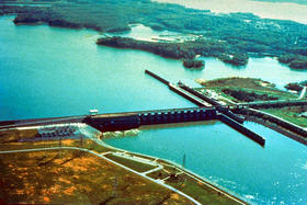 Barkley Lock and Dam