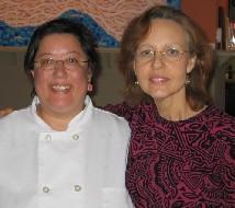Denise and Johanna