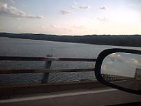 "\""Eggners Ferry\"" Bridge"