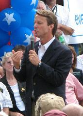 Presidential Candidate John Edwards