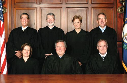 Photo of Kentucky Supreme Court