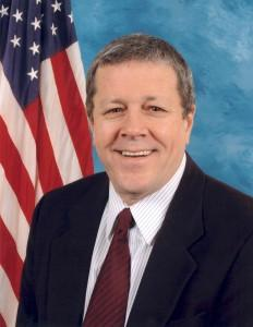 Tennessee's 8th District U.S. Representative John Tanner.