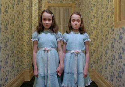 Screen Capture from The Shining [1980]