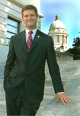 Kentucky Rep. Will Coursey