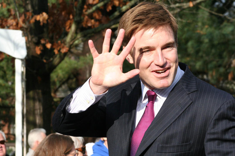 Jack Conway announcing his run for U.S. Senate