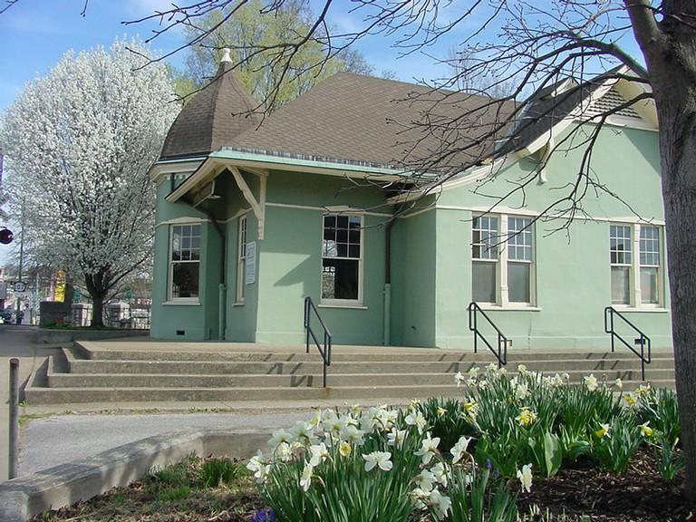 The Pennyroyal Arts Council in Hopkinsville, KY.