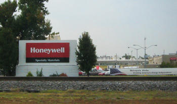 Honeywell Plant in Metropolis, Ill.