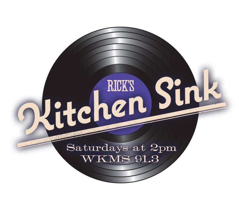 Rick's Kitchen Sink, a new show Saturday afternoons.